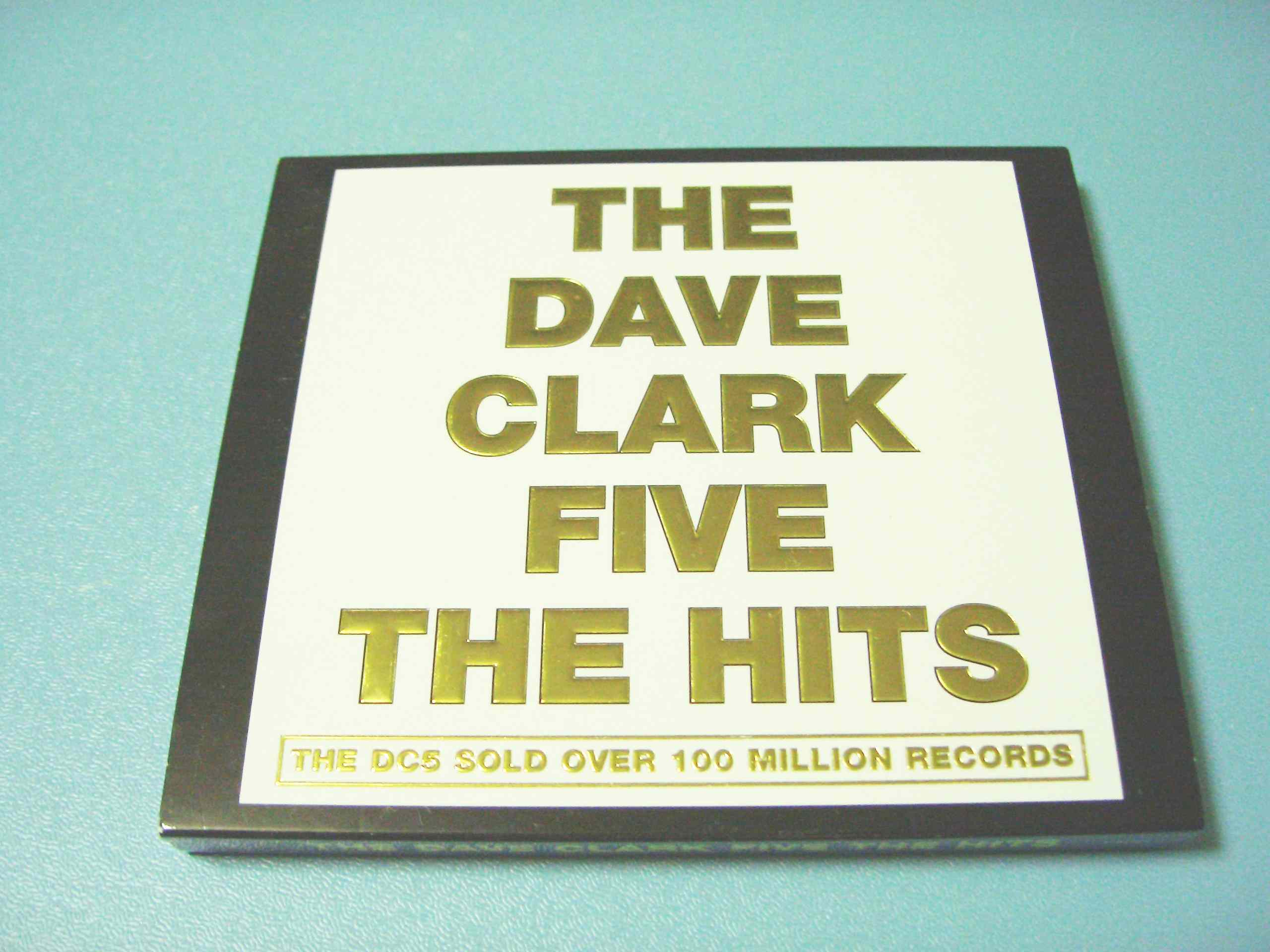 THE DAVE CLARK FIVE / THE HITS_c0062649_22413915.jpg
