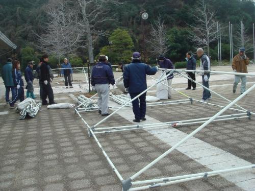 新春里海まつり準備_c0108460_17162253.jpg