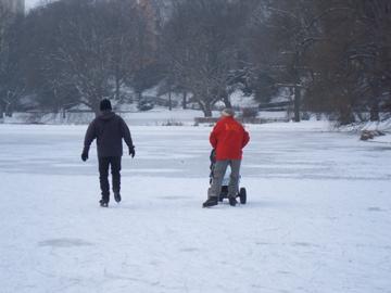 ひとまずこの厳冬も終わりらしいです。_c0180686_1715285.jpg