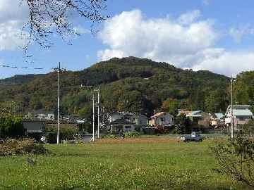堂山(ときがわ町別所) : そこ...