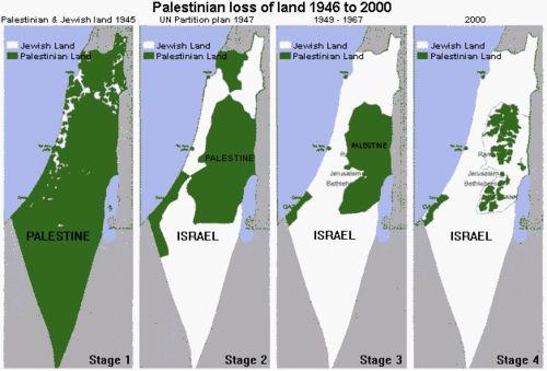 田母神閣下「イスラエルはパレスチナ人が住んでいない場所に街づくりをしただけ」