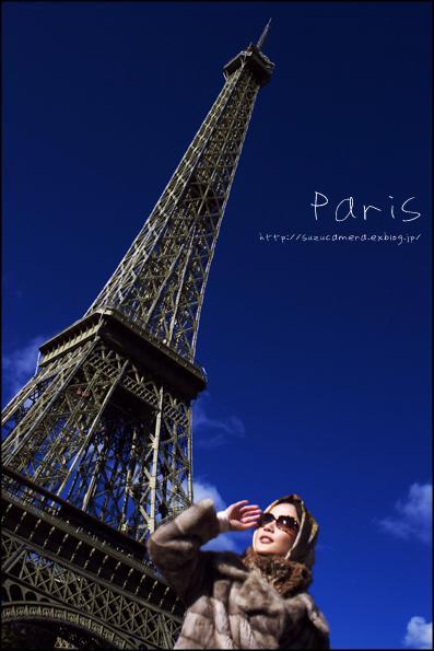 なんちゃってパリの空の下で_f0100215_1124174.jpg