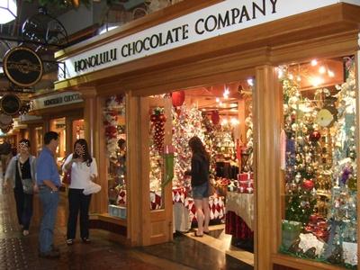 チョコのお店1