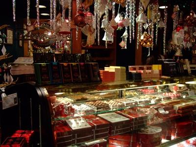 チョコのお店2