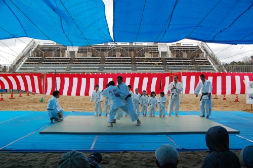 2009新春里海まつり_c0108460_22392175.jpg
