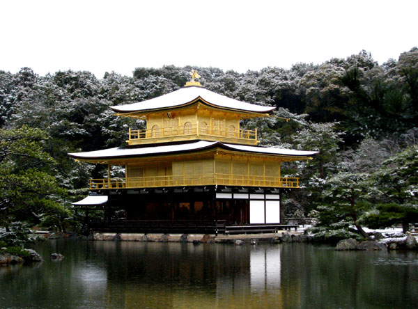 金閣寺に雪_e0048413_1272144.jpg