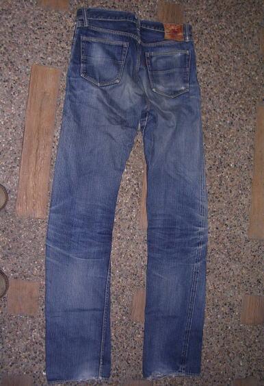 始動!オリジナルジーンズ BULL RIDER再販!_a0098324_20382979.jpg