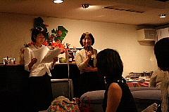 東畑朝子先生と2009年の船出_d0046025_1322537.jpg