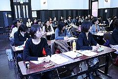 東畑朝子先生と2009年の船出_d0046025_147645.jpg