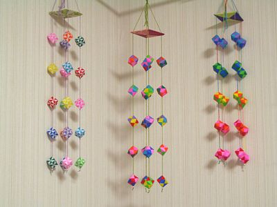 クリスマス 折り紙 折り紙 飾り : ikkaku.exblog.jp