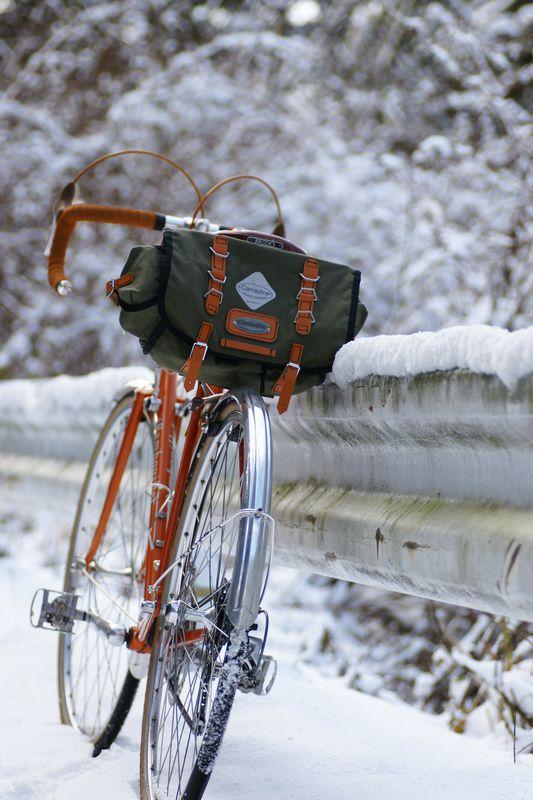 雪なのにRambouilletとは。_c0174942_18161591.jpg