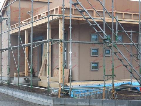 窓設置 1/11_f0198764_16452415.jpg