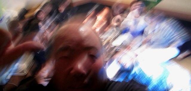 09年1月11日・磯節の夕べ&会社宴会_c0129671_010651.jpg