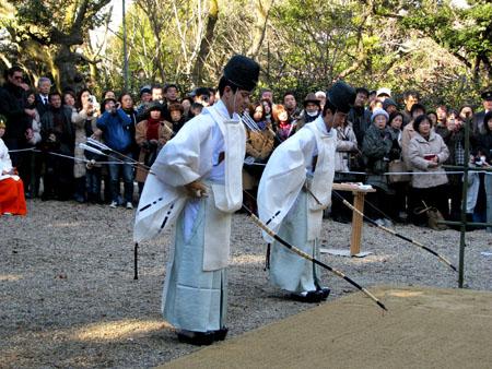 伏見稲荷 奉射祭_e0048413_21541391.jpg