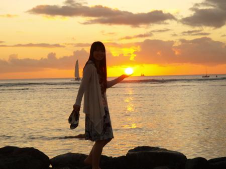 ハワイへ新婚旅行_e0046950_7153982.jpg