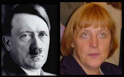 アンゲラ・メルケルはヒトラーの娘か? by David Meyer_c0139575_1414181.jpg