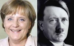 アンゲラ・メルケルはヒトラーの娘か? by David Meyer_c0139575_14142851.jpg