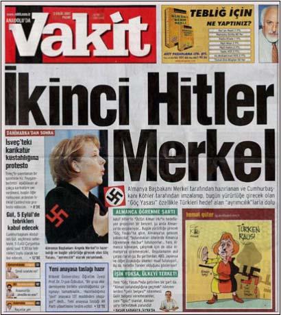 アンゲラ・メルケルはヒトラーの娘か? by David Meyer_c0139575_1581494.jpg