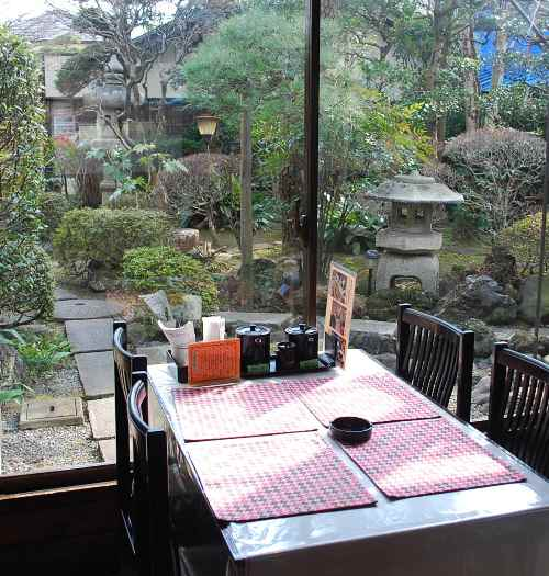 大正ロマン漂う レストラン大吉_c0177814_12511341.jpg
