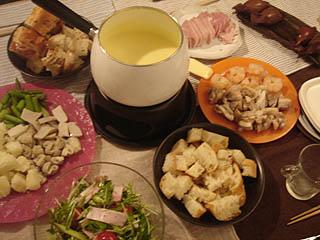 チーズフォンデュ_c0025217_11552553.jpg