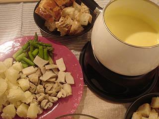 チーズフォンデュ_c0025217_11553159.jpg