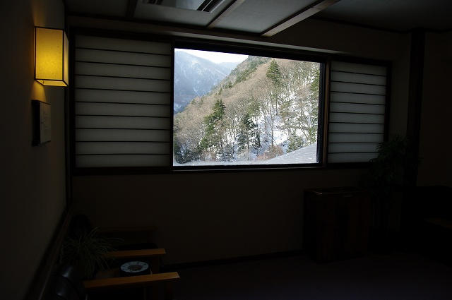 宿からの風景  長野・白骨温泉4_b0112443_2041585.jpg