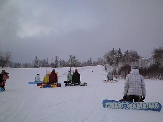 本日のスキー場は_c0151965_18412469.jpg
