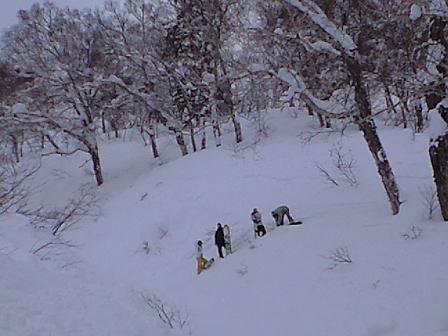 本日のスキー場は_c0151965_18415958.jpg