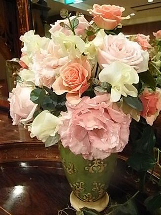 ピンクのバラ_b0105897_2363082.jpg