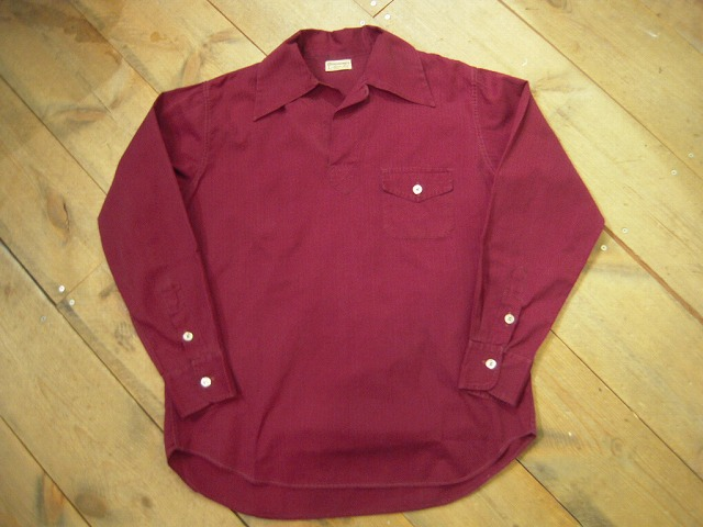 このシャツ。洒落とります★_d0121303_13443695.jpg