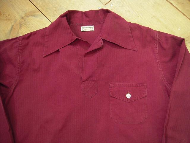 このシャツ。洒落とります★_d0121303_13444675.jpg