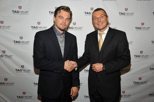 タグ・ホイヤーとレオナルド・ディカプリオがタッグ_f0039351_226720.jpg