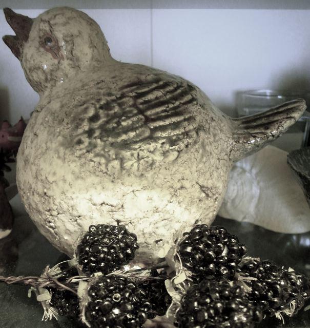 フランスの雀は太っちょ(陶芸ーフランス)_f0119071_21112799.jpg