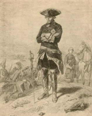 奧地利榮光-庫勒斯道夫戰役痛擊腓特烈大帝_e0040579_18372843.jpg