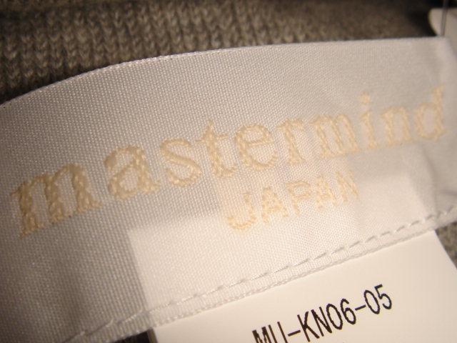 mastermind JAPAN_f0011179_0415084.jpg