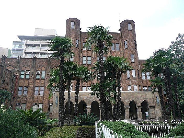 東京大学医科学研究所本館(1号館)_c0112559_13151181.jpg