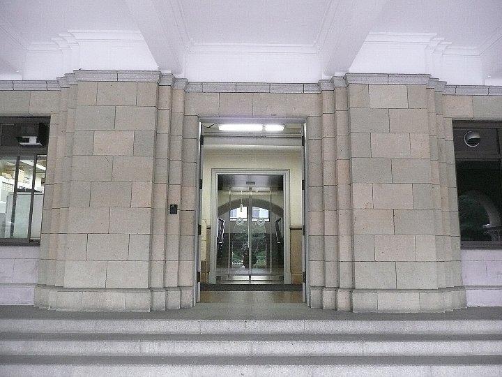 東京大学医科学研究所本館(1号館)_c0112559_13194082.jpg
