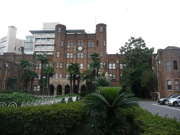 東京大学医科学研究所本館(1号館)_c0112559_13201940.jpg