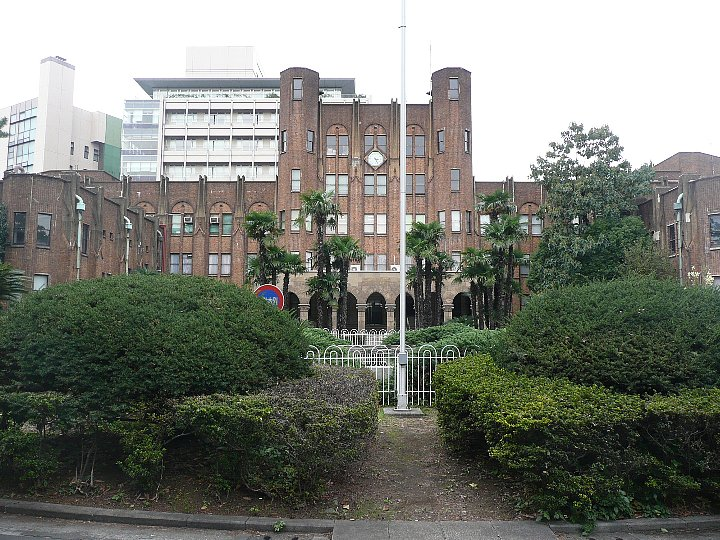 東京大学医科学研究所本館(1号館)_c0112559_1393577.jpg
