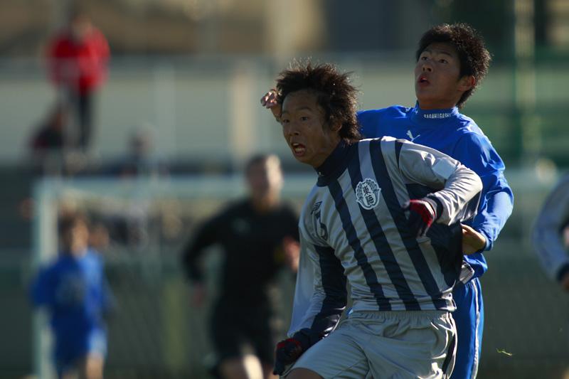 高校サッカー選手権大会 佐賀東vs東海学園_f0095163_2324447.jpg