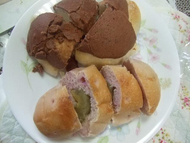 べーぐる庵 パン2種_f0076001_21241383.jpg