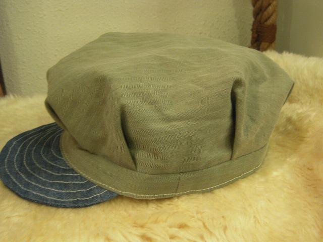 帽子、作ったよ★_d0121303_1627061.jpg