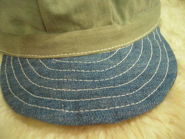 帽子、作ったよ★_d0121303_1627215.jpg