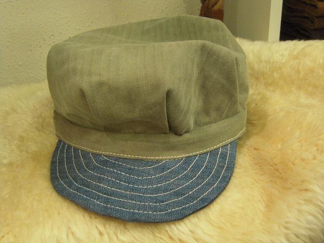 帽子、作ったよ★_d0121303_1627625.jpg