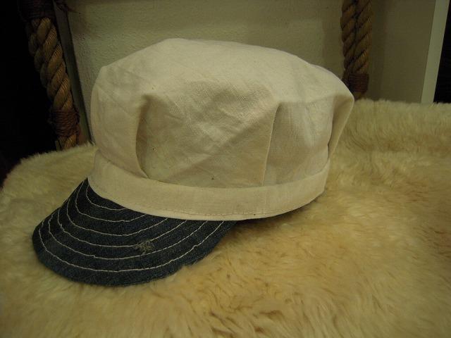 帽子、作ったよ★_d0121303_16301777.jpg
