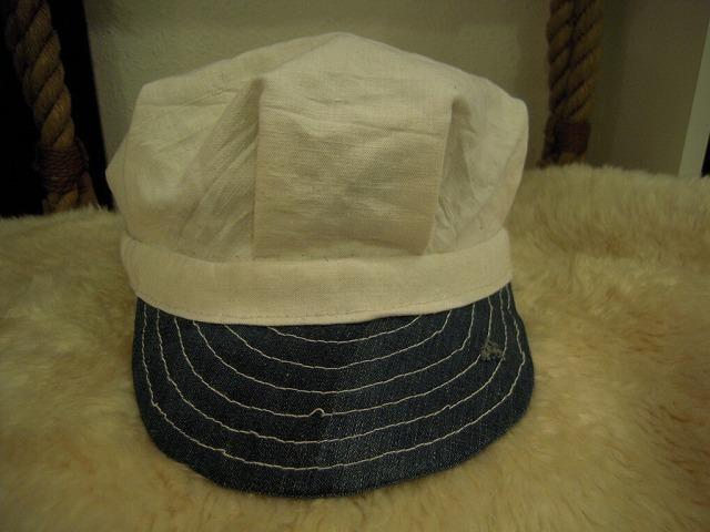帽子、作ったよ★_d0121303_16302239.jpg