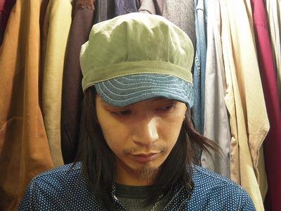 帽子、作ったよ★_d0121303_16313080.jpg