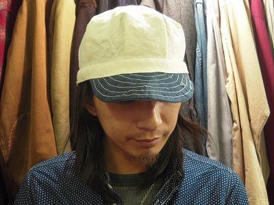 帽子、作ったよ★_d0121303_16313668.jpg