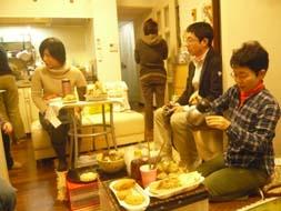 甲乙鍼灸院さんの忘年会_c0103137_13593645.jpg