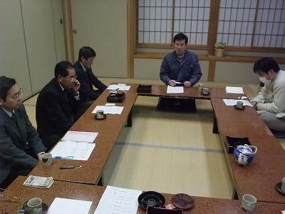 コミュニティ事業     1年生議員研修会_f0019487_17275916.jpg